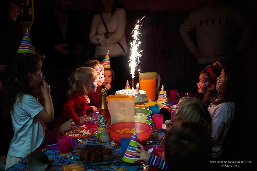 fotograf Szczecin, zabawa urodzinowa