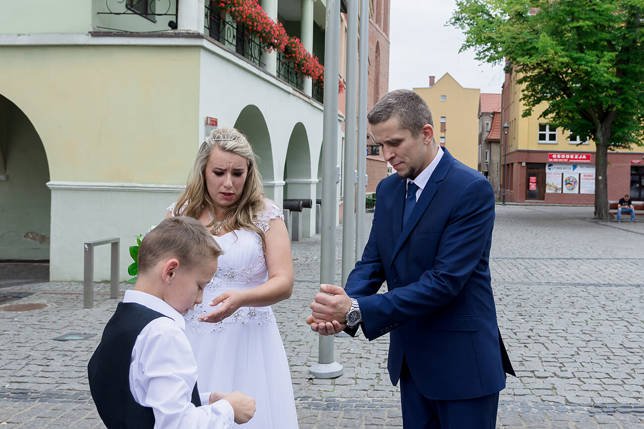 Reportaż ślubny Stargard, Wesele Stargrad, Fotograf stargard