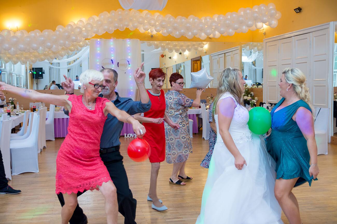 Zabawa weselna stargard