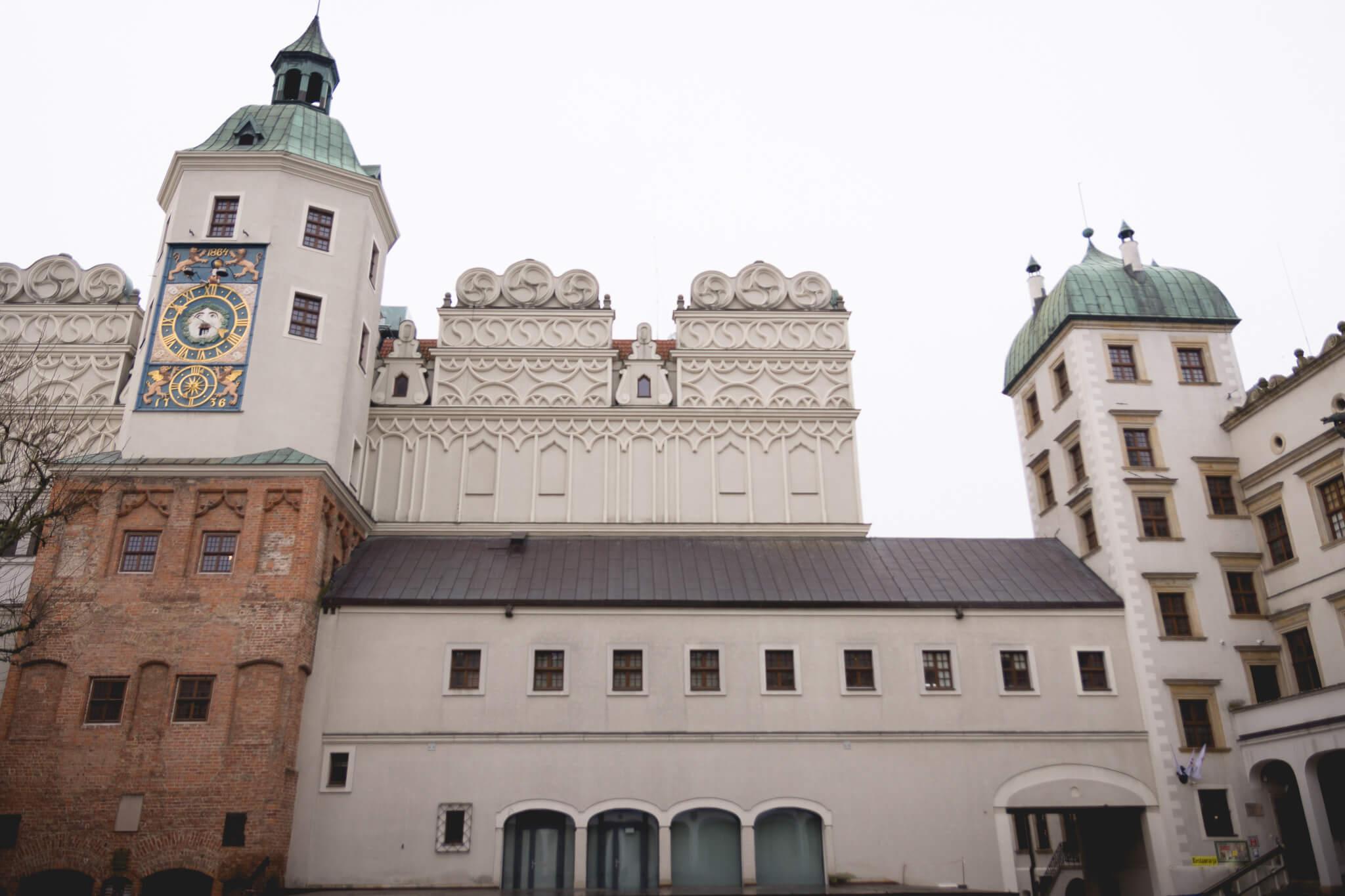 Zamek Książąt Pomorskich Szczecin