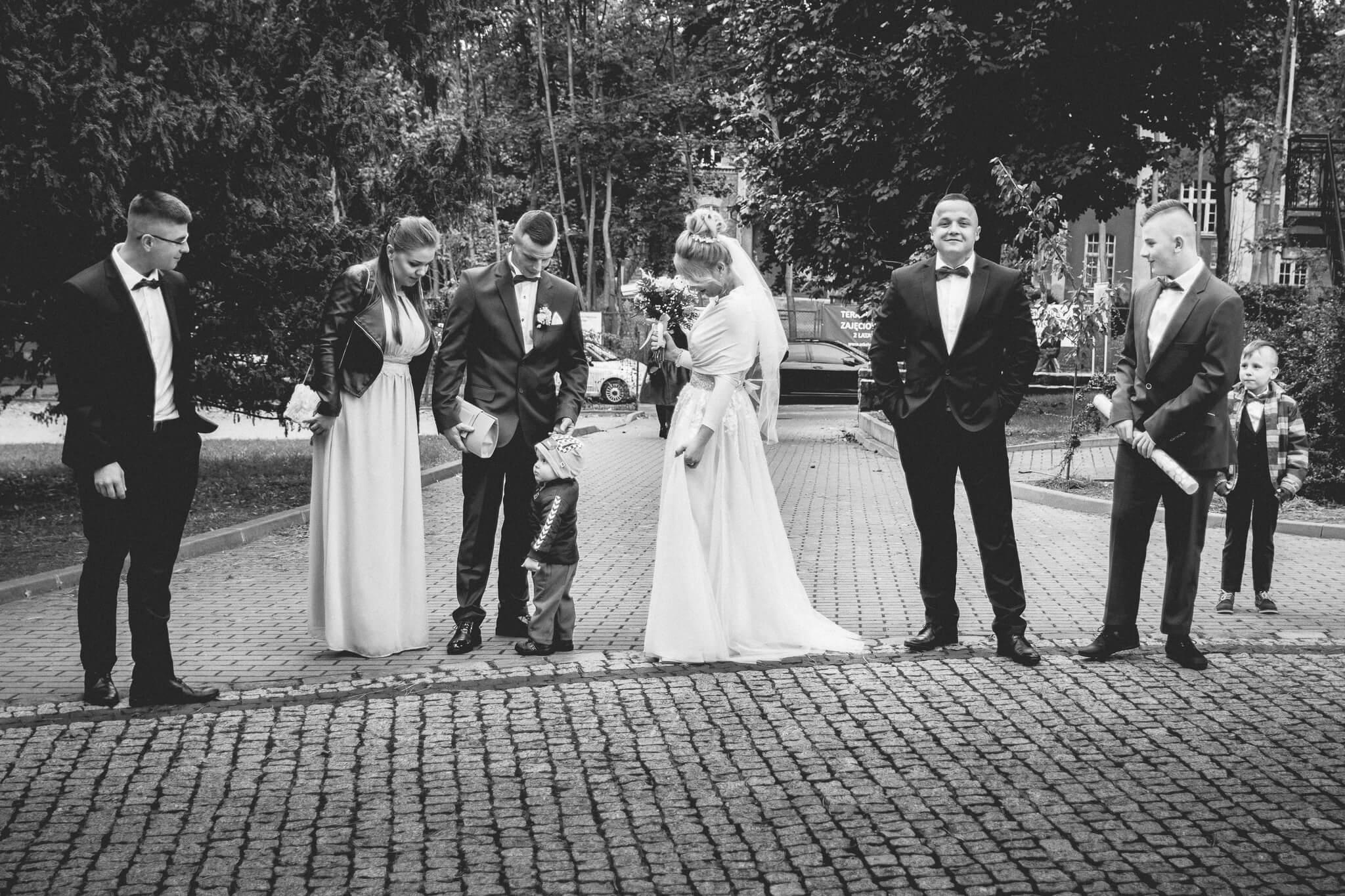 Z rodzina, fotografia slubna Szczecin