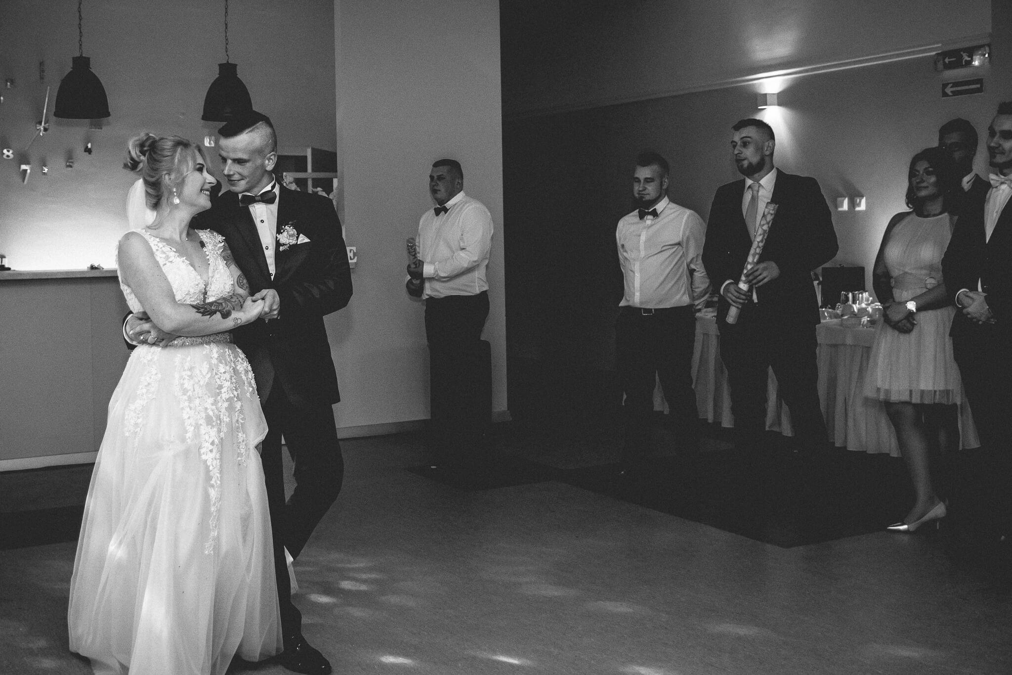 Pierwszy taniec Szczecin Kubus